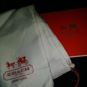 Box and Dust Bag